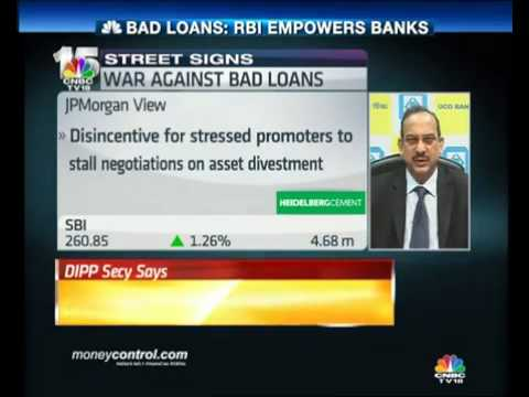 New RBI norms good enabler for banks: UCO Bank - Street Signs