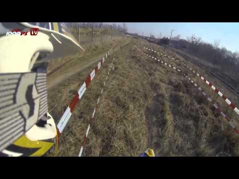 Husqvarna Enduro Offroad Action with Austrian Pro-Rider Patrick Neisser