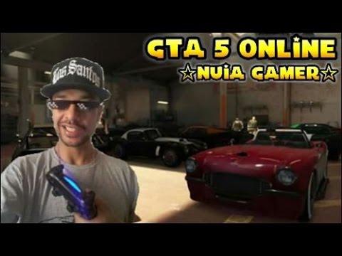 Live THUG LIFE GTA 5 ONLINE PS4 -  CHEGA NO LIKE E SE INSCREVA NO CANAL !!! NUIA GAMER RUMO 2K
