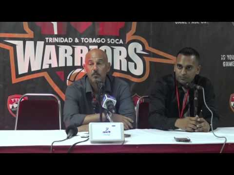 Stephen Hart's Post Match Reactions following 0-0 draw with Nicaragua