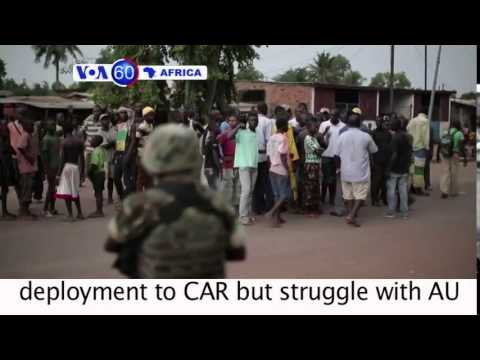 US Wants Accountability, Transparency from Sissi - VOA60 Africa 06-04-2014