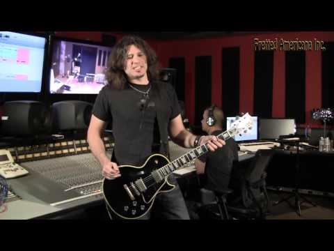Travelin' Man Phil X ALL OVER THE PLACE with Ricky Nelson's '68 Les Paul Custom - Re-Born.