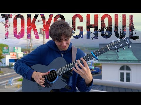 Unravel - Tokyo Ghoul OP 1 [Full Version] Fingerstyle Guitar Cover #1