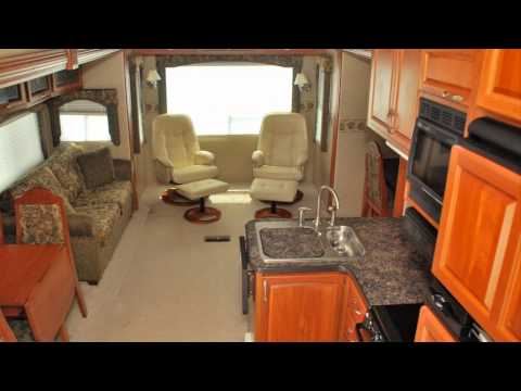 FOR SALE:2009 Holiday Rambler Alumascape 5th Wheel