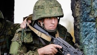 Russian Military conducts security Training Exercise