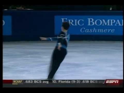 ☆ 2007 TEB FS Patrick Chan (ESPN)