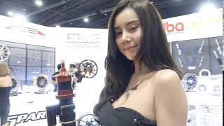 GOME Bangkok Auto Salon N.Pupae