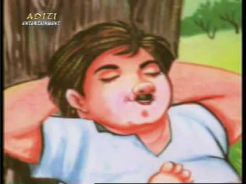 Motu Ram Nahin Karte Koi Kaam Hindi Songs For Kids