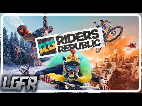 RIDERS REPUBLIC - Nouveau jeu Ubisoft de sports extrêmes