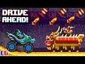 Drive Ahead БИТВА ДРАКОНОВ Безумные ВЕСЕННИЕ ЗАДАНИЯ Мультяшная игра про БОЕВЫЕ ТАЧКИ от Cool GAMES mp3