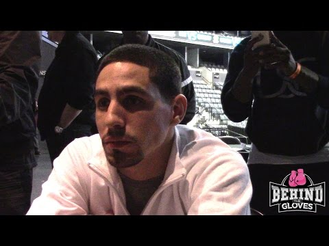 Danny Garcia on his fave Puerto Rican Fighter, jokes about the cherries + MORE