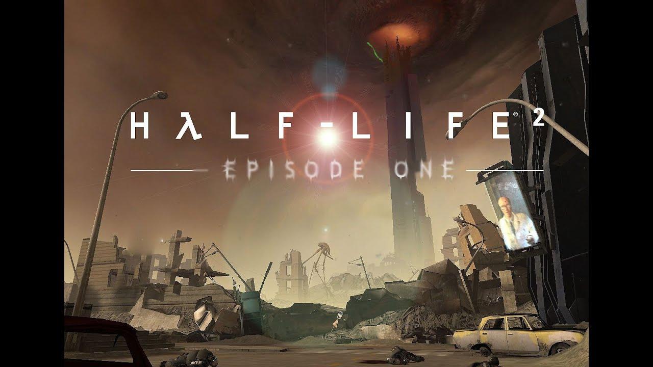 знакомство с half life