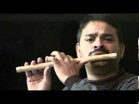 Dekha Ek Khwab - Silsila (flute Instrumental).mpg video