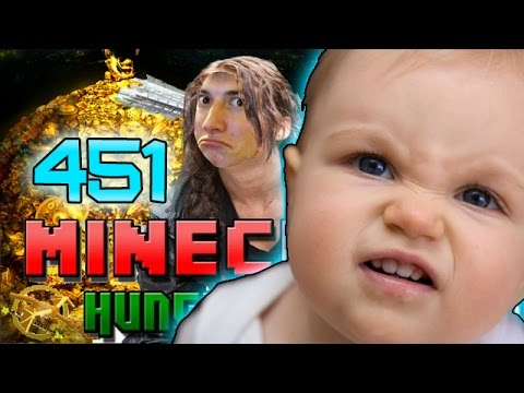 Minecraft: Hunger Games w Mitch Game 451 No Comment :P