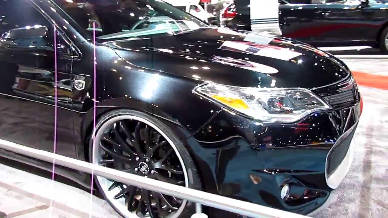 2014 Auto Show 2014 Avalon Autos Post