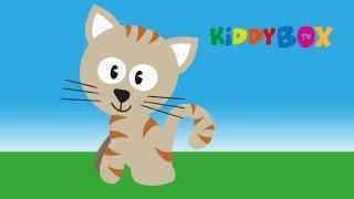 Es Tanzt Ein Bi-Ba-Butzemann - Kinderlieder (KIDDYBOX.TV)