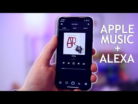 How to: play Apple Music on your Alexa devices!