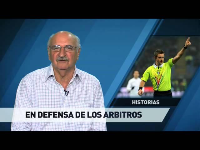 En defensa de los arbitros