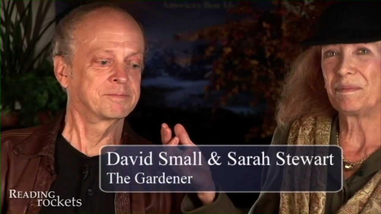 Meet Sarah Stewart And David Small Youtube