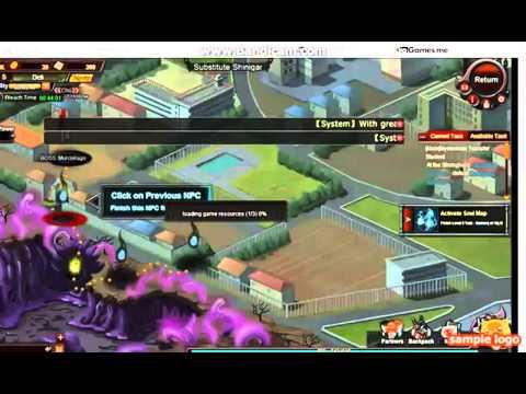 Gameplay First Look Bleach Online Free Mmorpg video