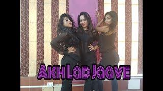 Akh Lad Jaave Loveyatri Badshah Aayush Warina Salman Khan Choreography Priyanka Rokade
