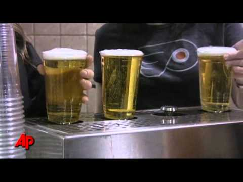 World s Fastest Beer Dispenser  Now in Philly