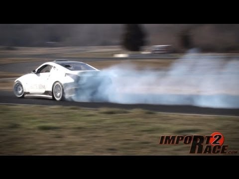 350z Drifting at ClubLoose