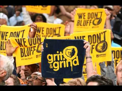 """Bluff City We Believe"" (The Memphis Grizzlies Song) m"