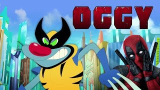 🔥NEW SEASON 5🔥 Oggy and the Cockroaches ⛔ DEADPOOL ⛔ (S05E63) Full Episode in HD