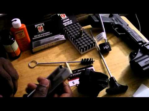 Speed Loader for a  Springfield  xd 40 caliber