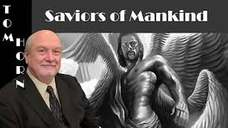 Tom Horn Interview 2018 - Aliens Nephilim as Saviors of Mankind (June 11, 2018)