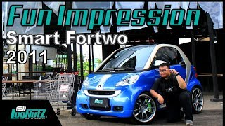 Mobil Kutu Keren PALING EKSIS Di Dunia! - Smart Fortwo FUN IMPRESSION | LugNutz Indonesia