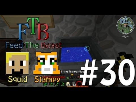 Feed The Beast #30 - Potions Class!! - W/Stampylongnose