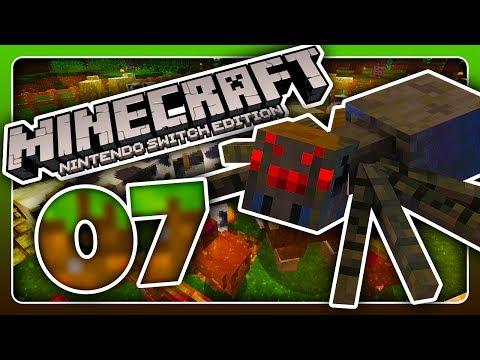 DIE TIERE BRECHEN AUS! ⛏️ #07 • Let's Play Minecraft Switch Edition