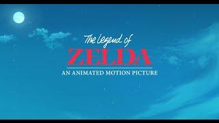 Zelda x Ghibli Film Trailer