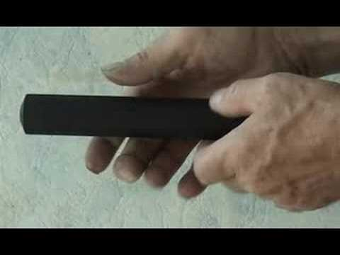 AIR GUN SUPPRESSOR RIFLE SILENCER BASIC TEST 1b WEIHRAUCH