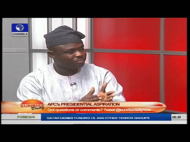 Insecurity Is One Issue Atiku Wants To Address - Fabiyi Part 2