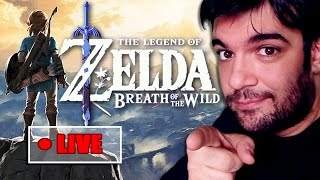 Lunedì LIVE - Zelda: Breath of Wild