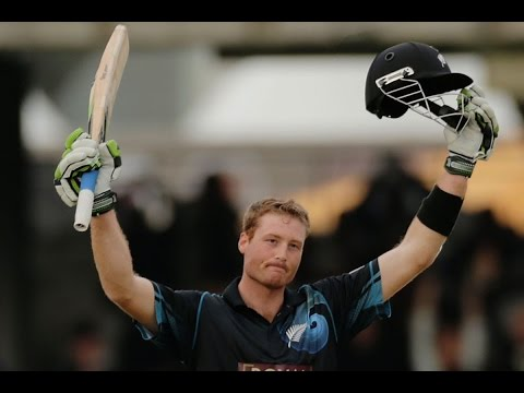 Guptill Steers 105 runs against Bangladesh world cup 2015