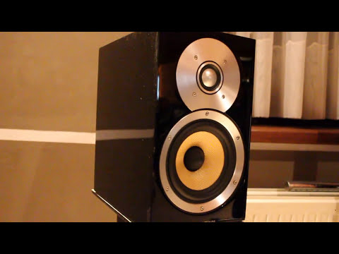 B&w Cm1 sound test