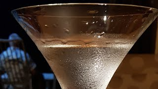 Vodka Martini with Caviar! Hua Hin,  Thailand. Food, drink, night life and transport.