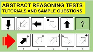 ABSTRACT REASONING TESTS Questions, Tips and Tricks!