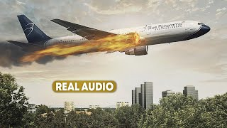 Bursting into Flames Just Before Takeoff in Rome | Season Finale [Real Audio]