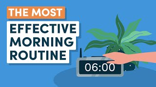 The Most Effective Morning Routine: 10 Healthy Habits to Follow!