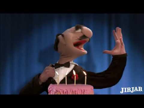 Happy Birthday Cards  opera puppet sings!