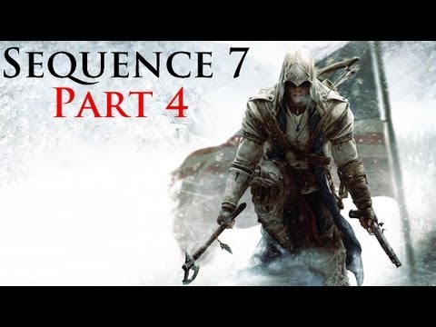 Assassin's Creed 3 - Walkthrough - Sequence 7 Part 4 (PS3/X360/PC/WiiU) [HD]