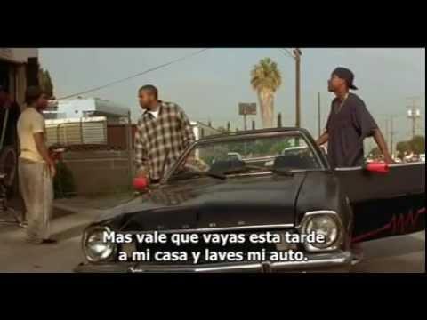 Friday - Ice Cube Dj Pooh (de Compras En La Tienda) video