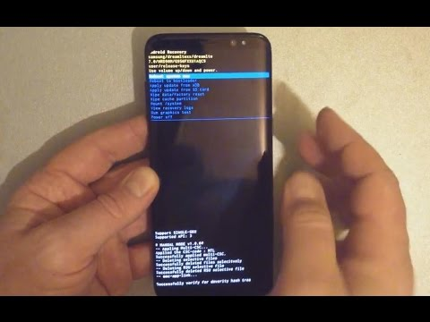 Samsung Galaxy S8  password reset. forgot password