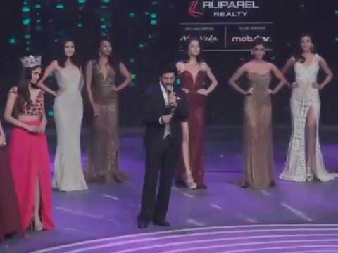 fbb Femina Miss India 2016: Crowning moment