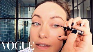 Olivia Wilde's Simple & Natural Beauty Routine | Beauty Secrets | Vogue